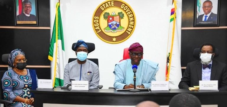 Sanwo-Olu kicks off effort to rebuild Lagos, Cardoso heads eight-man team