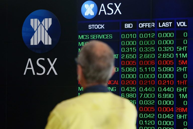 Stocks in Asia-Pacific jump ahead of US election; Australian central bank lowers cash rate