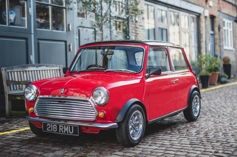 Swindon Powertrain offers EV conversion kit for classic Mini
