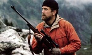Robert De Niro in The Deer Hunter.