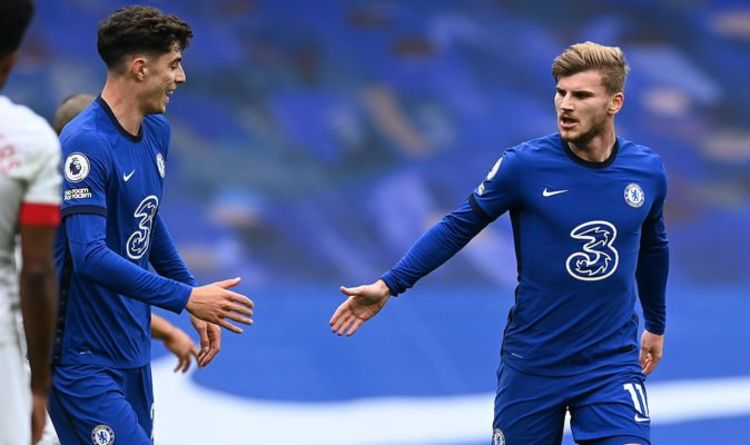 Timo Werner makes Kai Havertz prediction Chelsea boss Frank Lampard will love