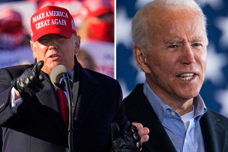 US election 2020 predictions and odds: Who is favourite to win the presidential election?