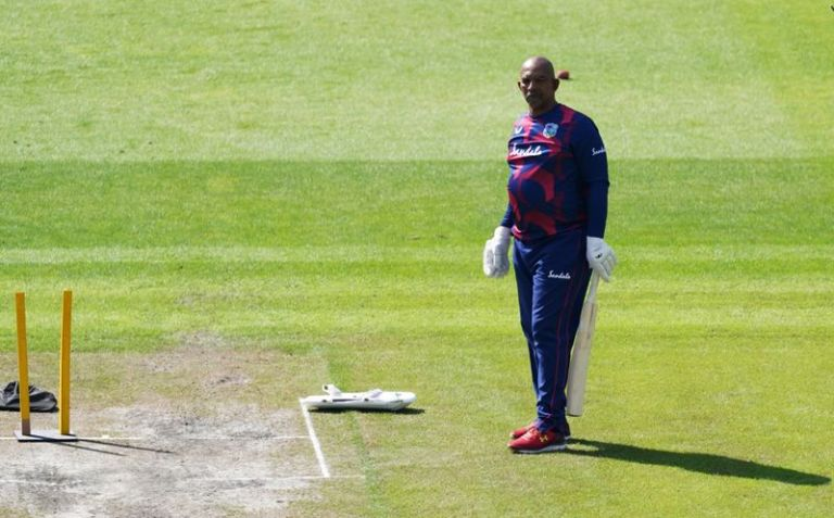 West Indies coach Simmons okay with fractured buildup