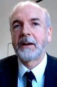 Oxford University's Professor Andrew Pollard