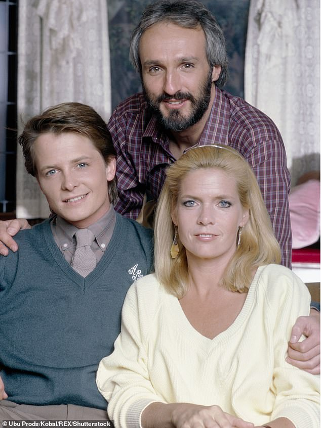 Cast: The main stars of Family Ties - Meredith Baxter, Michael Gross, Michael J. Fox, Tina Yothers, Marc Price and Scott Handelman - are reuniting for Stars In the House, according to People