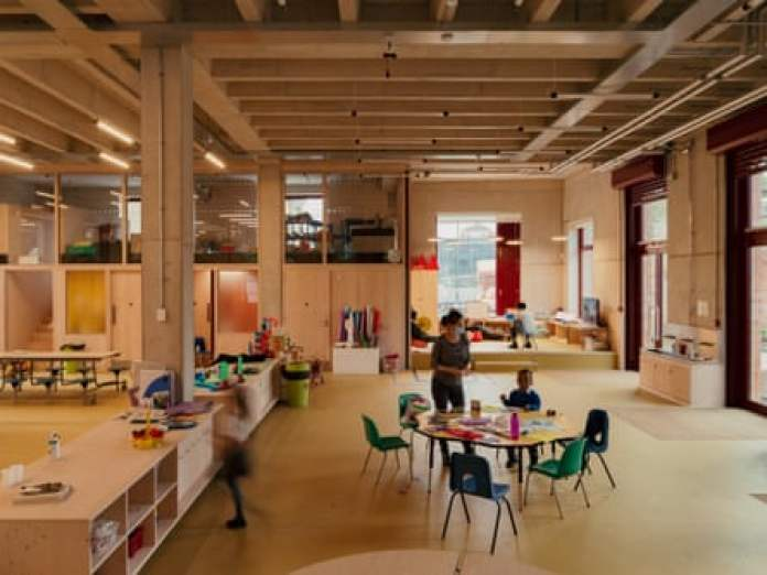 'A big room for small people': inside Plot 10.