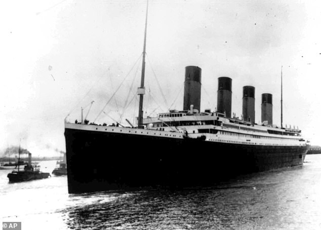 The Titanic sank April 15, 1912, during its maiden voyage from Southampton to New York. More than 1,500 people lost their lives.
