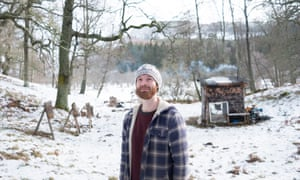 'Wooden Tom' and Cairngorm, For the Love of Trees