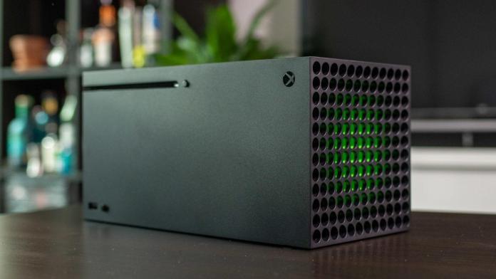 Xbox Series X side