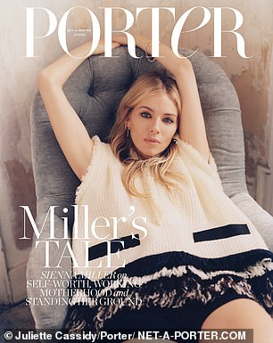 Read all about it: The full interview with Sienna Miller is available in the latest online edition of PORTER