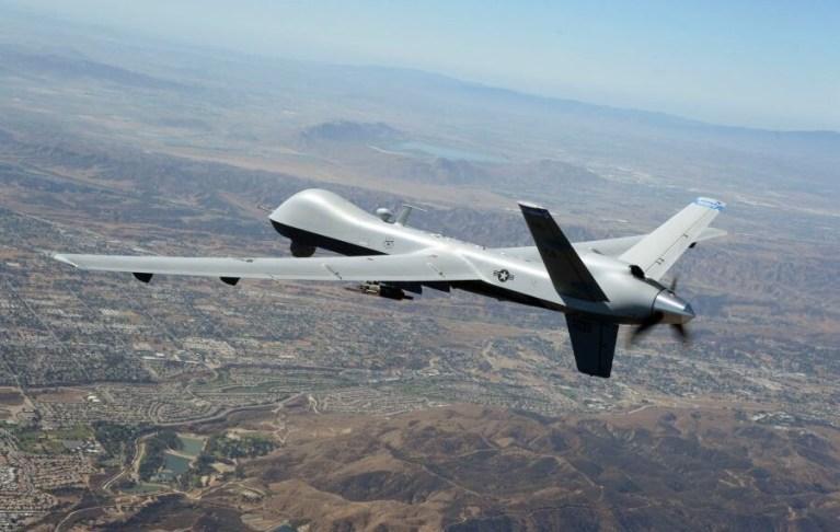 Air Force deploys 4 drones to Zamfara, says Air Chief