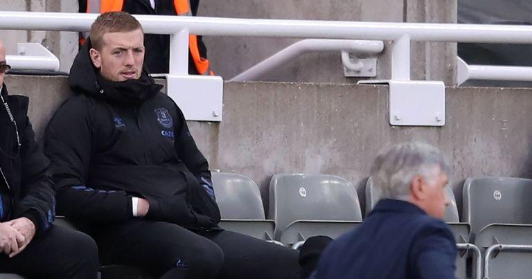 Ancelotti makes Pickford declaration despite dropping Everton goalkeeper