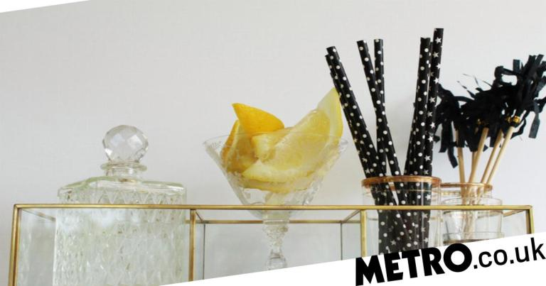 Bar cart styling tips from interior design experts