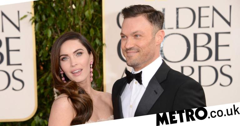 Brian Austin Green crops son out of Halloween photo after ex-wife Megan Fox accused him of 'posturing'