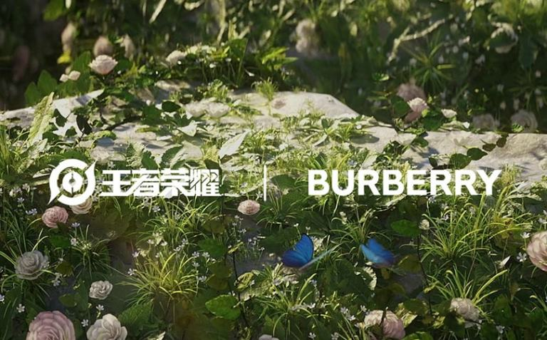 Burberry partners with Tencent's 'Honour of Kings' mobile game
