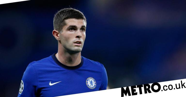 Frank Lampard gives positive Christian Pulisic injury update after missing Chelsea's win against Burnley