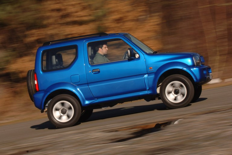James Ruppert: Off-beat off-roaders for those on a budget