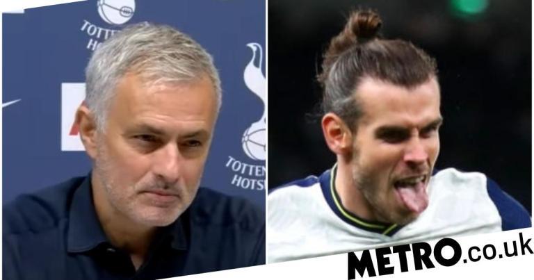 Jose Mourinho mocks Real Madrid after Gareth Bale scores winner for Spurs against Brighton