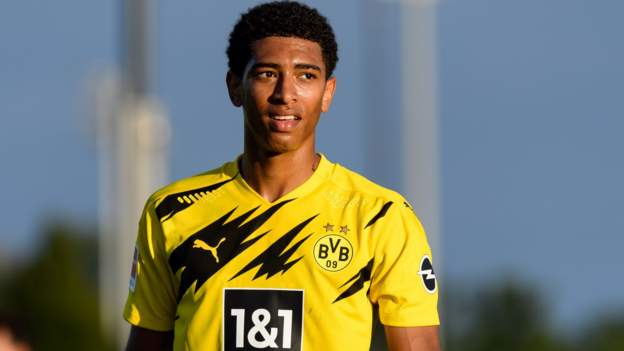 Jude Bellingham: Borussia Dortmund 'was the best place for me'