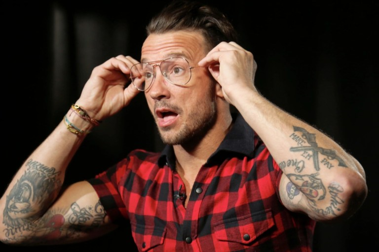 Justin Bieber's pastor Carl Lentz admits 'I was unfaithful in my marriage' after he was fired by Hillsong Church