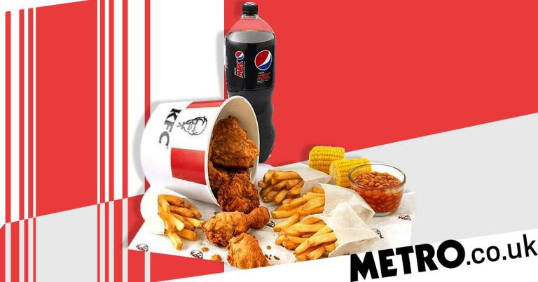 KFC offers 50% off six-piece Family Feast to get lockdown started with a bang
