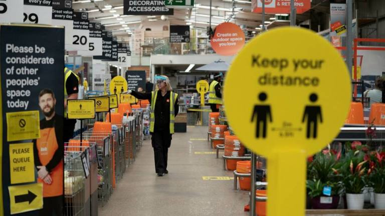 Kingfisher puts physical stores at heart of online sales push