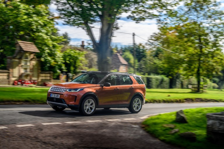 Land Rover Discovery Sport 2020 long-term review