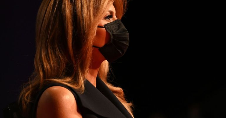 Melania asked 'what is wrong' with Trump staffers who refused to wear masks