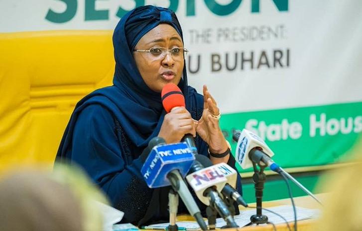 Mrs Buhari reveals plan to establish cancer centres