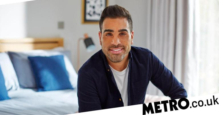 My First Home: Dr Ranj Singh says buying at 36 was the 'best decision ever'