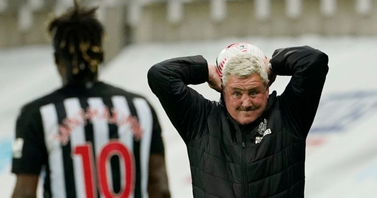 Steve Bruce hits back at boring Newcastle tag and makes takeover claim