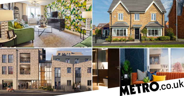 These new-build houses can be tailor-made to fit your lifestyle