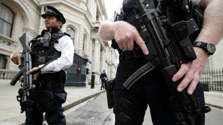 UK raises terror threat level to 'severe' after attacks in France and Austria