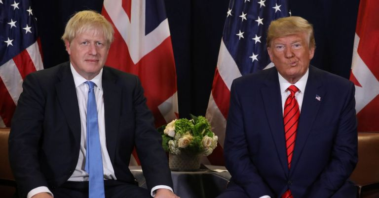 UK's 'special relationship' with US uncertain as Biden edges closer to victory