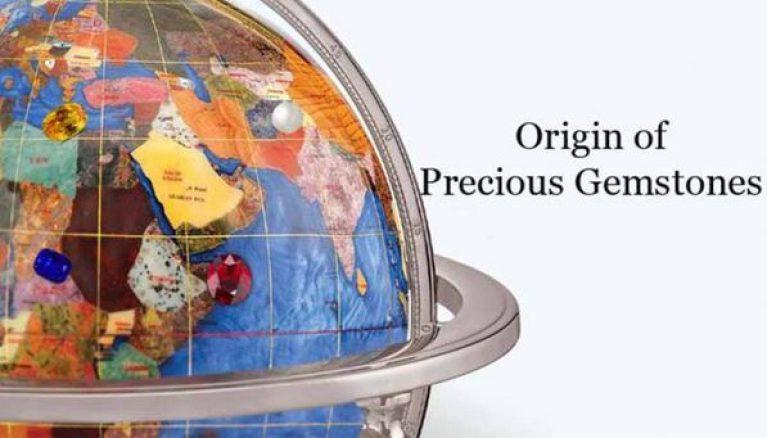 Origin of Gemstones