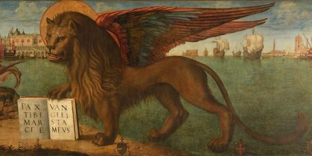 Lion rings bible