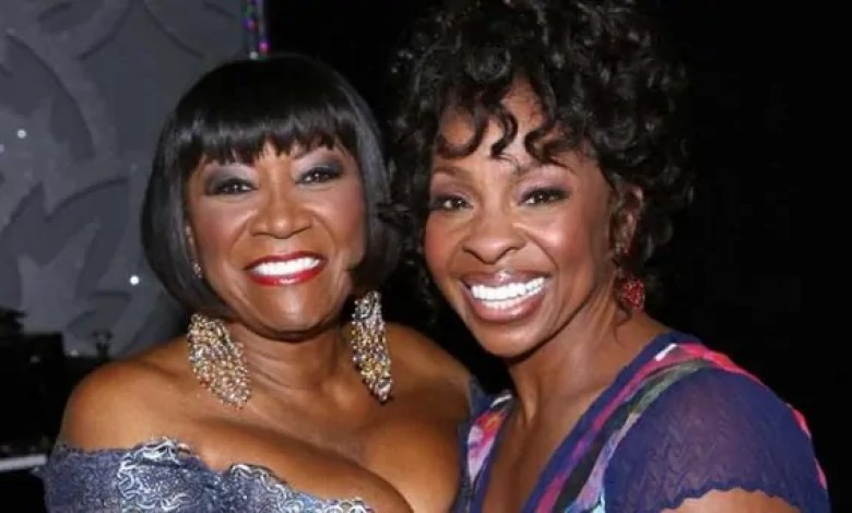 PATTI LABELLE AND GLADY'S KNIGHT
