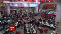 BBC News Studio E Broadcast Set Design Gallery