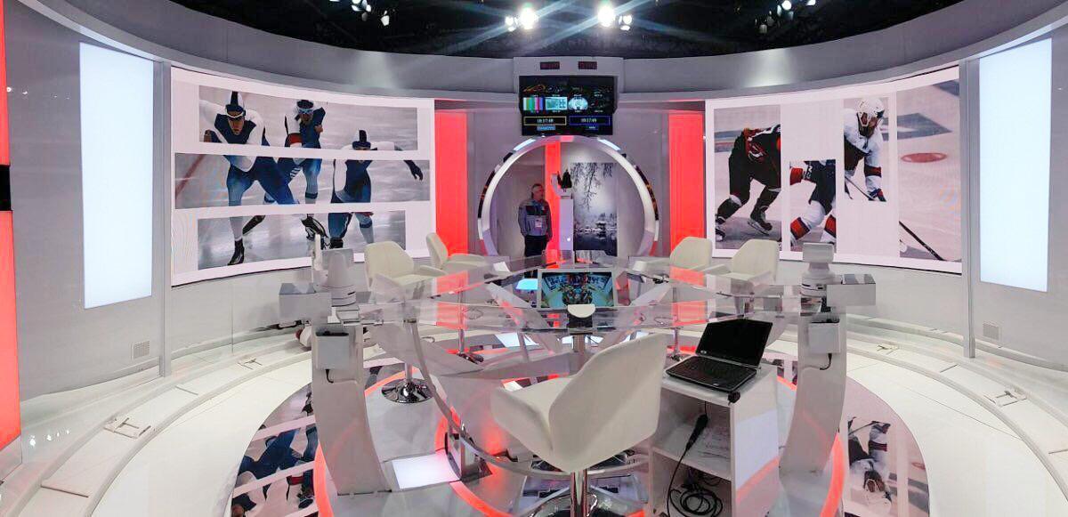 Tv Studio Lighting