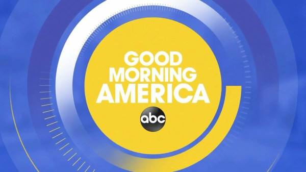 Good Morning America Motion Graphics And Broadcast Design