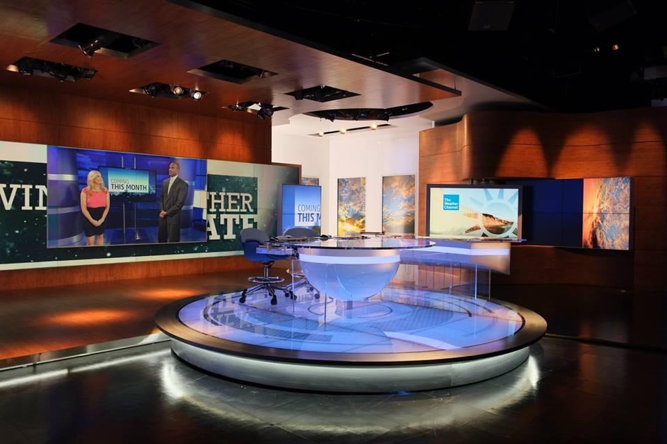 weather channel atlanta studio