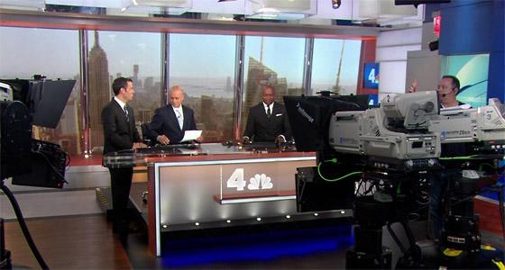 NBC New York debuts new studio graphics music