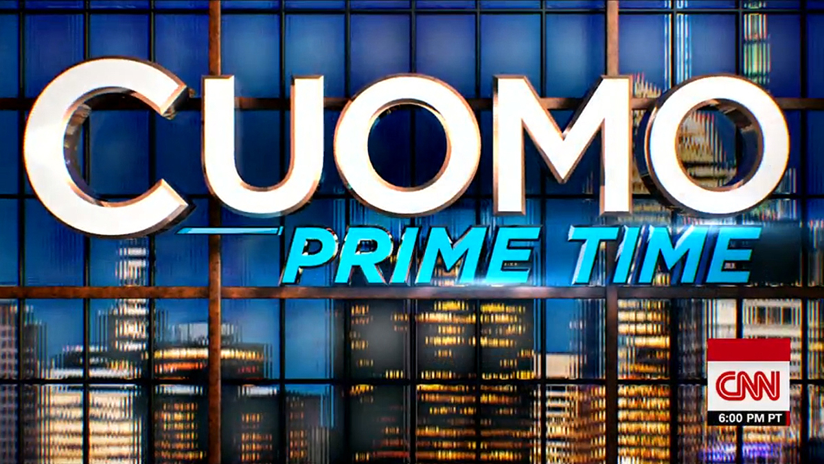 CNN tests Cuomo Prime Time during busy week of news