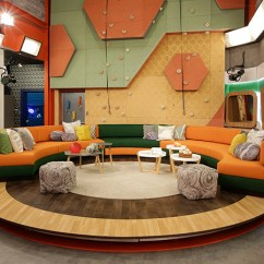 Sofa Rose Wood Sleeper Matress 'big Brother' Gets A Trendy New Look For Its 20th Season ...