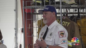 Hill City Fire Chief