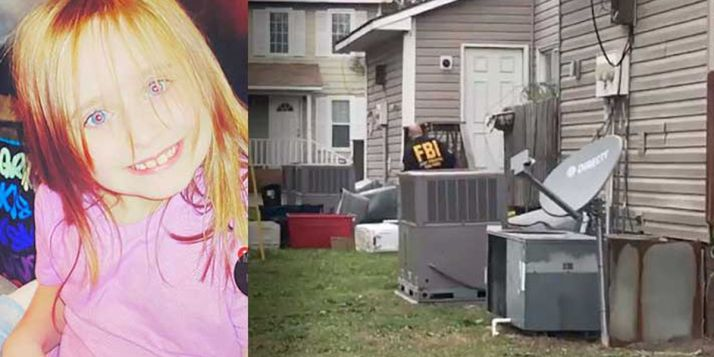 FBI agents search S.C. property where missing 6-year-old was last seen, neighbors share more info
