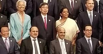 Nirmala Sitharamana, G-20 nations, BEPS, Google Tax, Facebook, Microsoft, Twitter, LinkedIni