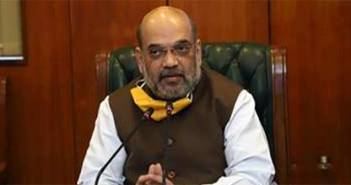 Photo home minister Amit Shah