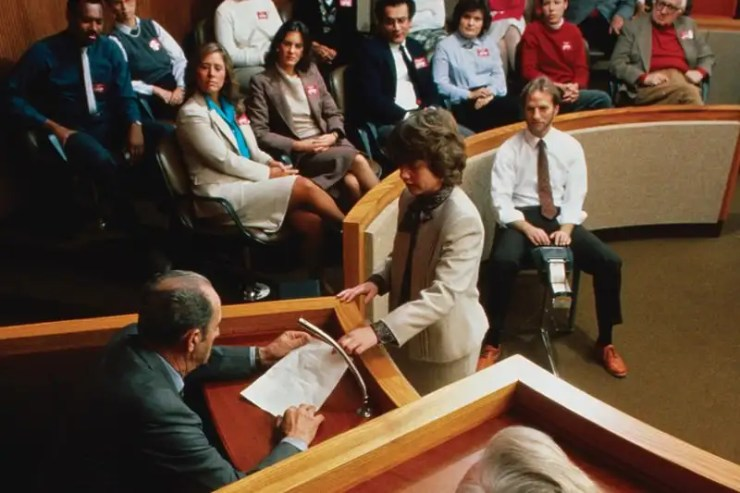 Lawyers Use Online Juries To Test Courtroom Tactics New