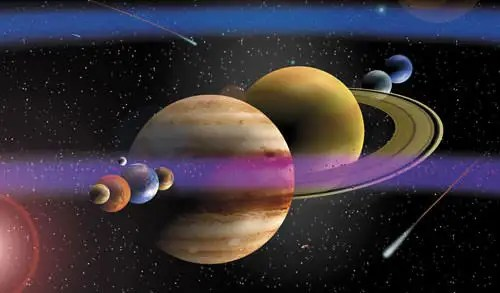 our unknown solar system